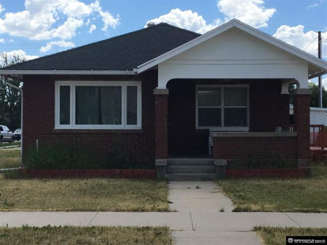 1001 Cedar Ave, Kemmerer, WY 83101 (MLS #20164086) :: RE/MAX The Group
