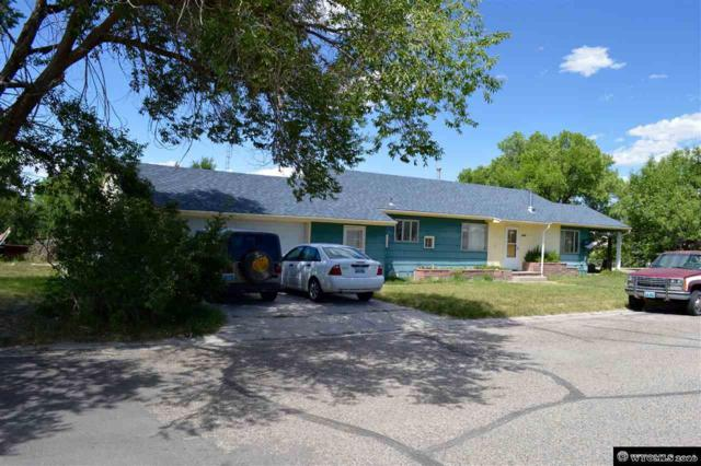 418 W 5th, Glendo, WY 82213 (MLS #20164214) :: RE/MAX The Group