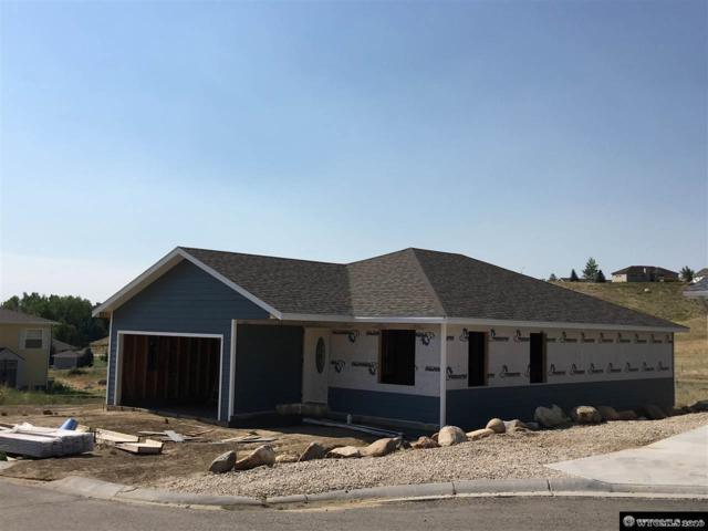 525 Hidden Valley Circle, Buffalo, WY 82834 (MLS #20164564) :: Real Estate Leaders
