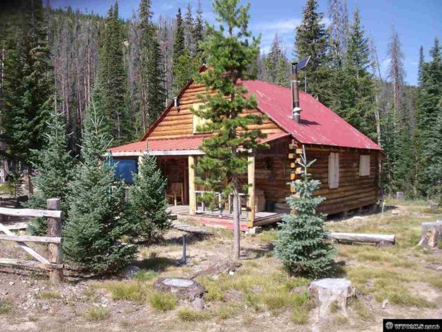 2 Rock Slide Lane, Elk Mountain, WY 82324 (MLS #20165275) :: Lisa Burridge & Associates Real Estate