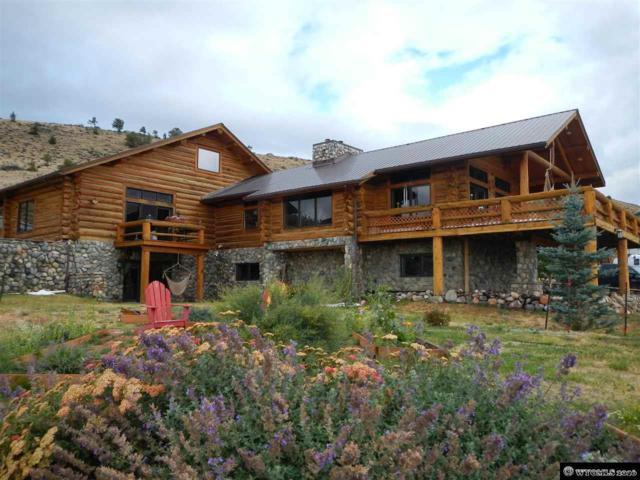 137 Stoney Point Road, Dubois, WY 82513 (MLS #20165619) :: Lisa Burridge & Associates Real Estate