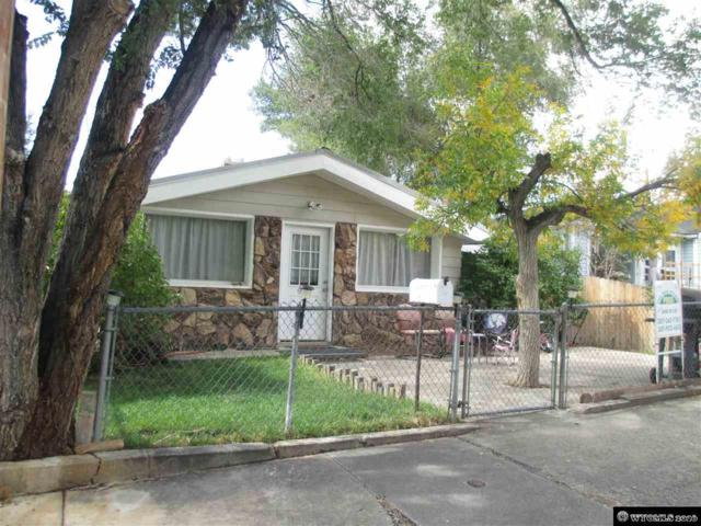 928 Lincoln Avenue, Rock Springs, WY 82901 (MLS #20165654) :: Lisa Burridge & Associates Real Estate