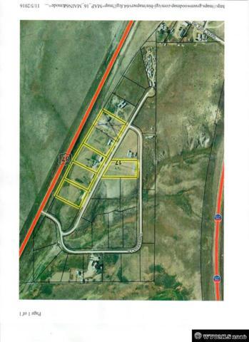 Block 1 Tagtow, Kaycee, WY 82639 (MLS #20166293) :: Lisa Burridge & Associates Real Estate
