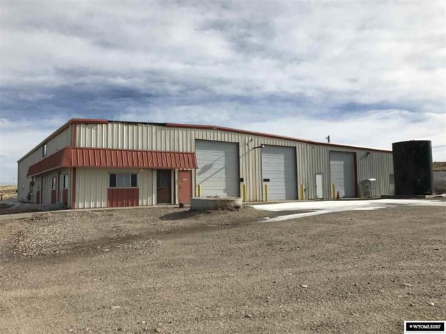 6375 E Yellowstone Highway, Evansville, WY 82636 (MLS #20170709) :: Lisa Burridge & Associates Real Estate