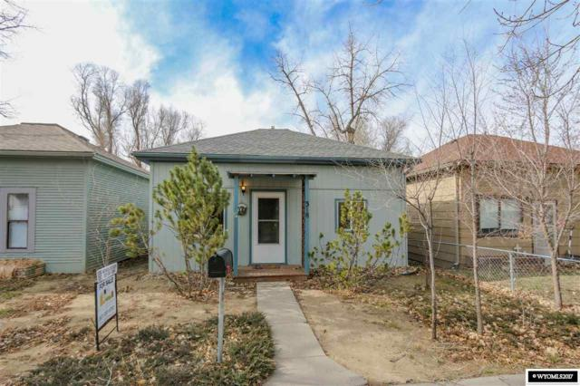 318 S 4th, Douglas, WY 82633 (MLS #20170786) :: RE/MAX The Group