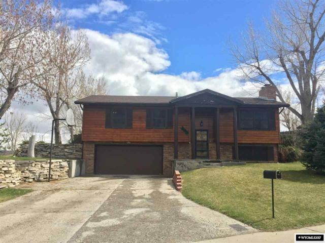 103 Mountain View Drive, Thermopolis, WY 82443 (MLS #20171764) :: Lisa Burridge & Associates Real Estate