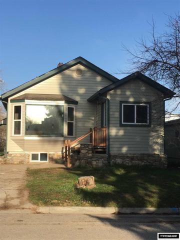 88 N Carrington Avenue, Buffalo, WY 82834 (MLS #20171949) :: RE/MAX The Group