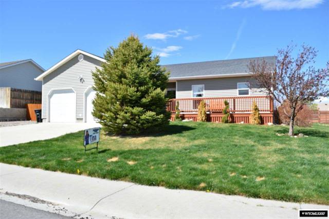418 Emigrant Drive, Glenrock, WY 82637 (MLS #20172002) :: Lisa Burridge & Associates Real Estate