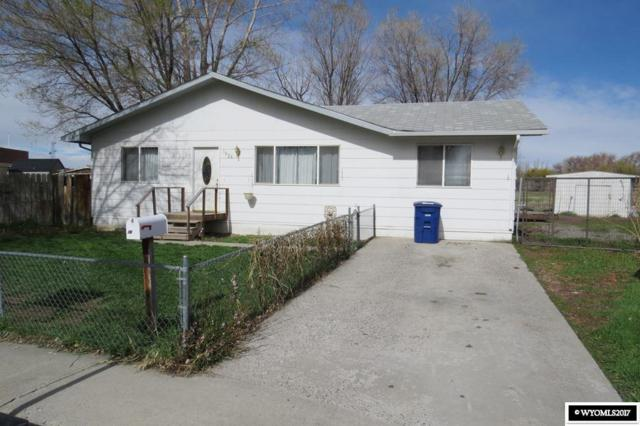 1028 Rill Court, Riverton, WY 82501 (MLS #20172338) :: RE/MAX The Group