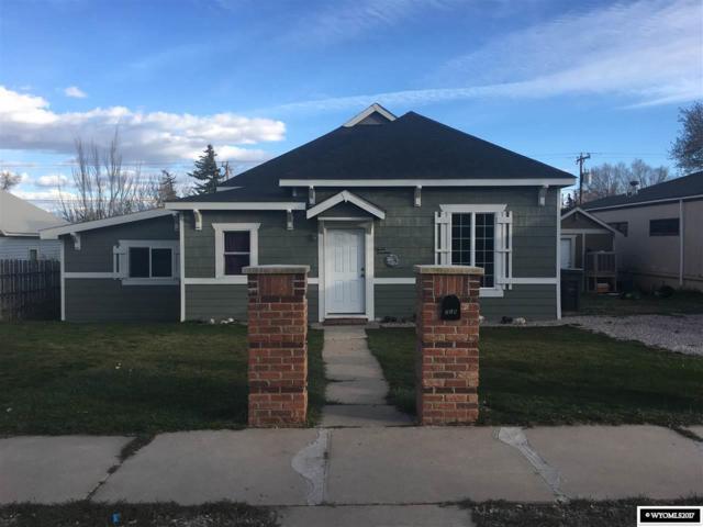 714 W Maple Street, Rawlins, WY 82301 (MLS #20172392) :: Lisa Burridge & Associates Real Estate