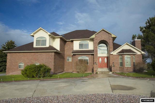 68 Fairway Drive, Douglas, WY 82633 (MLS #20172442) :: Real Estate Leaders
