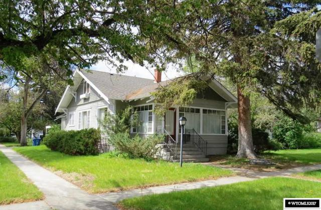 101 W Jackson Avenue, Riverton, WY 82501 (MLS #20172840) :: Lisa Burridge & Associates Real Estate