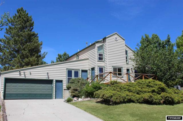 106 Cedar Ridge Drive, Thermopolis, WY 82443 (MLS #20173191) :: Lisa Burridge & Associates Real Estate