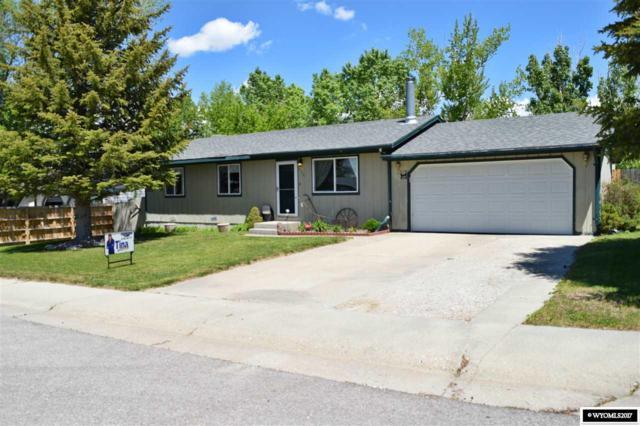 530 Absaroka Trail, Glenrock, WY 82637 (MLS #20173281) :: Lisa Burridge & Associates Real Estate