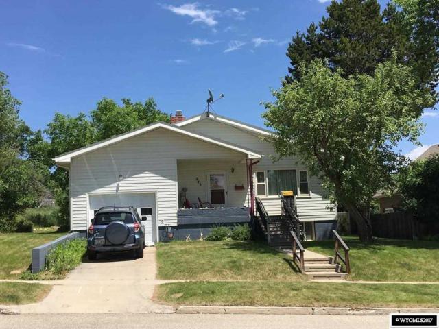 245 S Lobban Avenue, Buffalo, WY 82834 (MLS #20173418) :: Lisa Burridge & Associates Real Estate