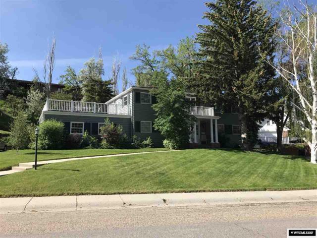 111 W 14th, Casper, WY 82601 (MLS #20173501) :: Lisa Burridge & Associates Real Estate