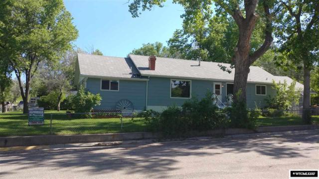 307 W Grove, Glenrock, WY 82637 (MLS #20173540) :: Lisa Burridge & Associates Real Estate