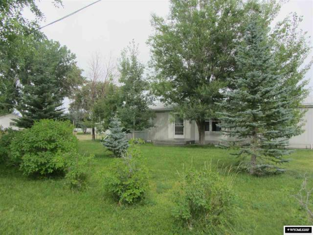 204 Rusty Road, Glenrock, WY 82637 (MLS #20173591) :: Lisa Burridge & Associates Real Estate