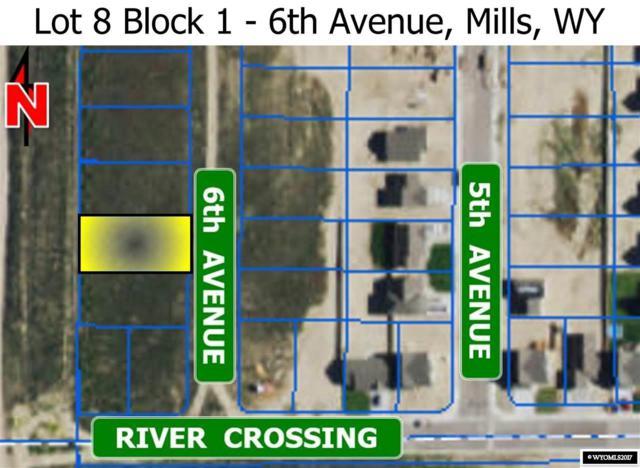 L 8 Blk 1 6th Avenue, Mills, WY 82644 (MLS #20173666) :: Lisa Burridge & Associates Real Estate