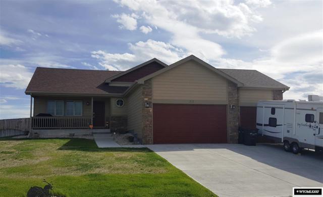 393 Miller Road, Glenrock, WY 82637 (MLS #20173873) :: Lisa Burridge & Associates Real Estate