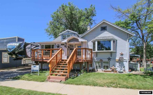 642 S Lincoln Avenue, Casper, WY 82601 (MLS #20173902) :: Lisa Burridge & Associates Real Estate