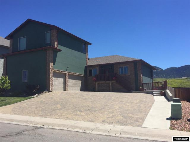 1021 Goodstein Dr, Casper, WY 82601 (MLS #20173903) :: Lisa Burridge & Associates Real Estate