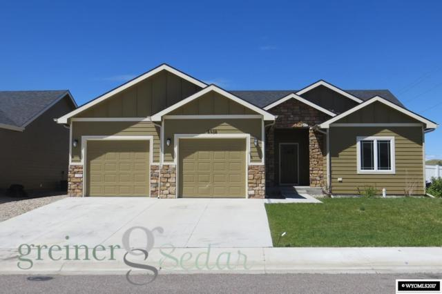 6328 Chief Washakie, Casper, WY 82604 (MLS #20173918) :: Lisa Burridge & Associates Real Estate