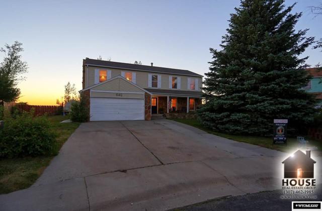 840 W 45th, Casper, WY 82601 (MLS #20173929) :: Lisa Burridge & Associates Real Estate