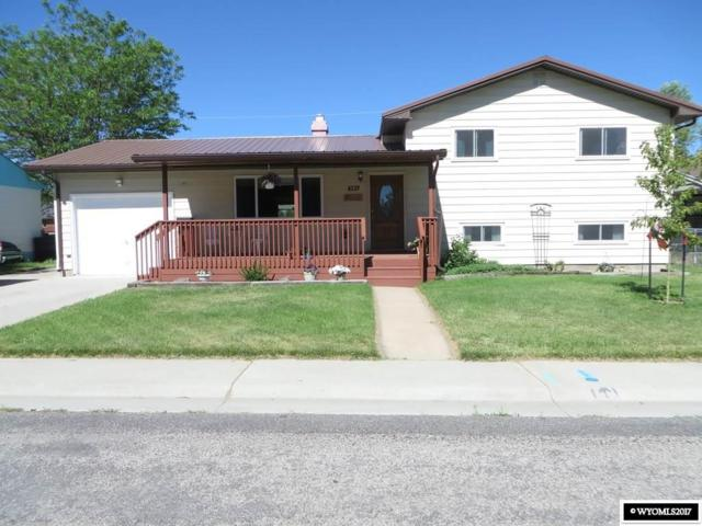 385 Smith Street, Lander, WY 82520 (MLS #20173948) :: RE/MAX The Group