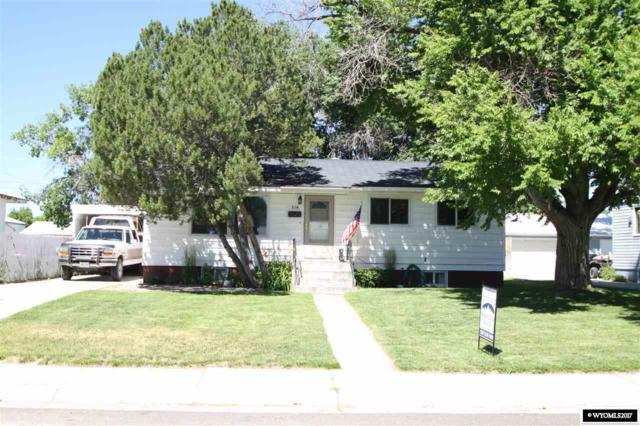 314 N 16th Street, Riverton, WY 82501 (MLS #20173949) :: RE/MAX The Group