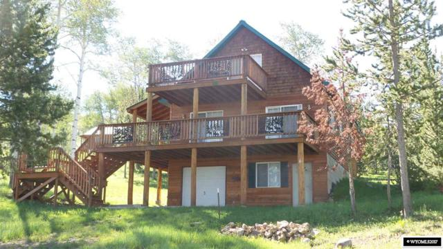 13 Spruce Court, Dubois, WY 82513 (MLS #20173950) :: RE/MAX The Group