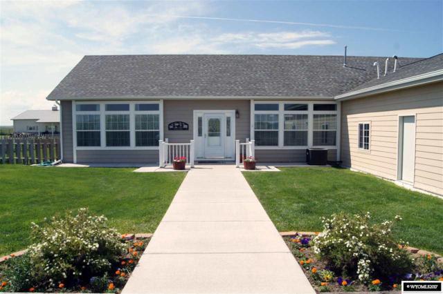 2959 State Highway Highway, Veteran, WY 82244 (MLS #20173951) :: Lisa Burridge & Associates Real Estate
