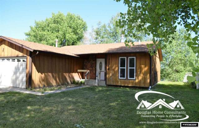 1144 Mesa Drive, Douglas, WY 82633 (MLS #20173959) :: Lisa Burridge & Associates Real Estate
