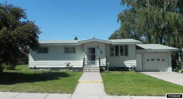 154 Sunset Avenue, Buffalo, WY 82834 (MLS #20174023) :: Real Estate Leaders