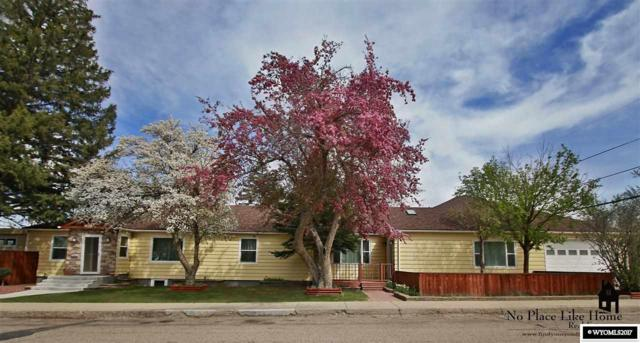1309 S Mitchell, Casper, WY 82601 (MLS #20174061) :: RE/MAX The Group