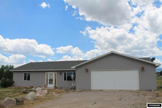 75 Del Ray Drive, Lander, WY 82520 (MLS #20174135) :: Lisa Burridge & Associates Real Estate