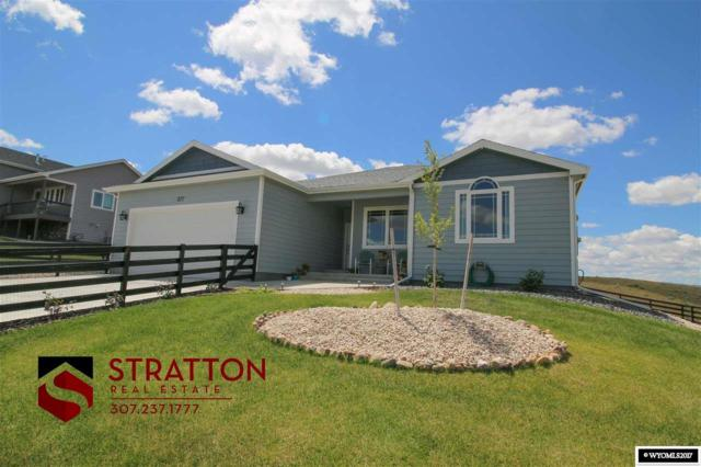 377 Miller, Glenrock, WY 82637 (MLS #20174145) :: RE/MAX The Group