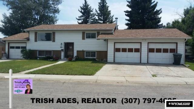 29 Goldenrod, Casper, WY 82604 (MLS #20174167) :: RE/MAX The Group