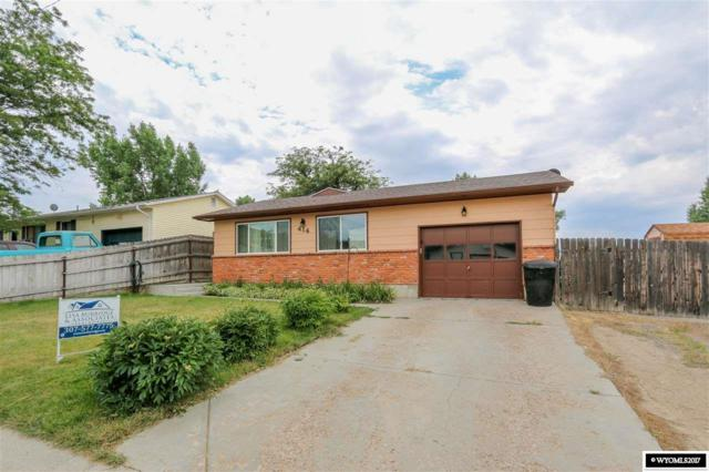 414 Indian Paintbrush, Casper, WY 82604 (MLS #20174315) :: RE/MAX The Group