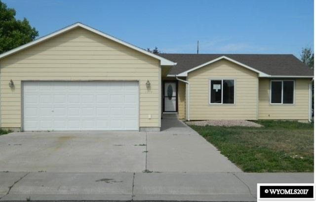 1018 Tomahawk Street, Douglas, WY 82633 (MLS #20174384) :: RE/MAX The Group