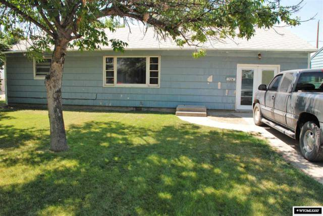 724 S 12th Street, Worland, WY 82401 (MLS #20174456) :: Real Estate Leaders