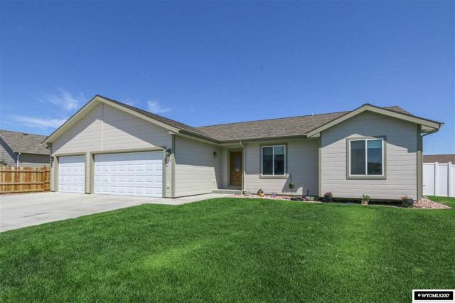 2330 Inca Trail, Bar Nunn, WY 82601 (MLS #20174463) :: RE/MAX The Group