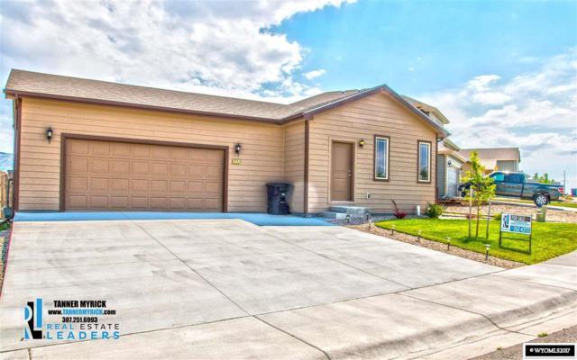 5151 Heritage Trail, Mills, WY 82644 (MLS #20174482) :: Lisa Burridge & Associates Real Estate