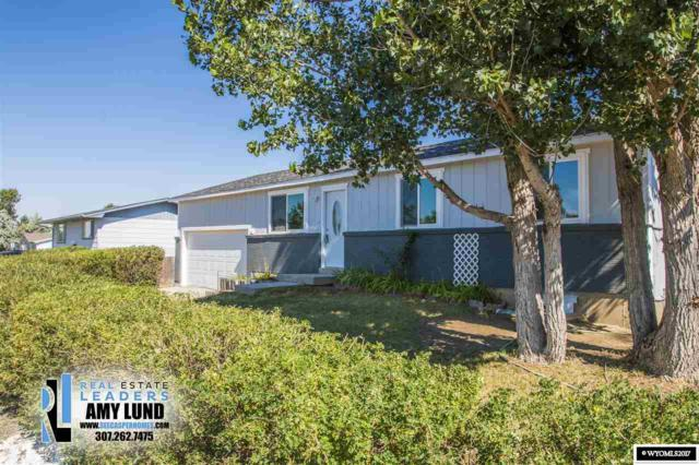 2190 Sunset Boulevard, Bar Nunn, WY 82601 (MLS #20174524) :: RE/MAX The Group