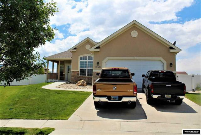 1660 Clifton Court, Casper, WY 82609 (MLS #20174574) :: RE/MAX The Group