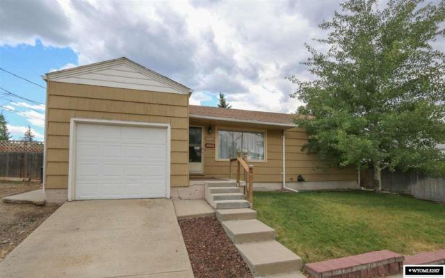 1415 E 17th Street, Casper, WY 82601 (MLS #20174584) :: RE/MAX The Group