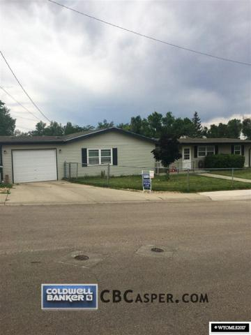 2054 Fremont Ave, Casper, WY 82604 (MLS #20174597) :: RE/MAX The Group