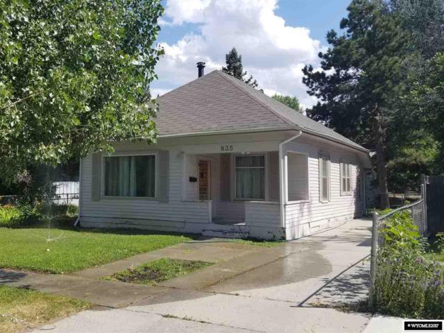 835 E 14th Street, Casper, WY 82601 (MLS #20174600) :: RE/MAX The Group