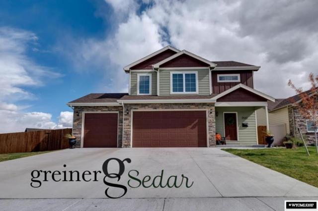 2533 Weston Street, Casper, WY 82609 (MLS #20174607) :: RE/MAX The Group