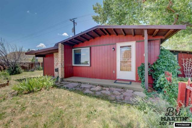 4065 Ravine, Casper, WY 82604 (MLS #20174612) :: RE/MAX The Group